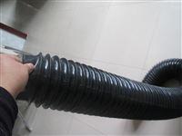 液压试验机圆形丝杠伸缩保护套