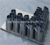 机床螺旋钢带防护罩 钢制丝杆保护套管【设计精度高】