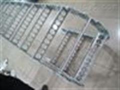 齐全钢厂耐温穿线钢铝拖链