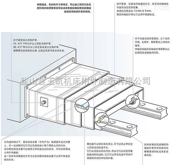 机床厂钣金防护罩配套厂家