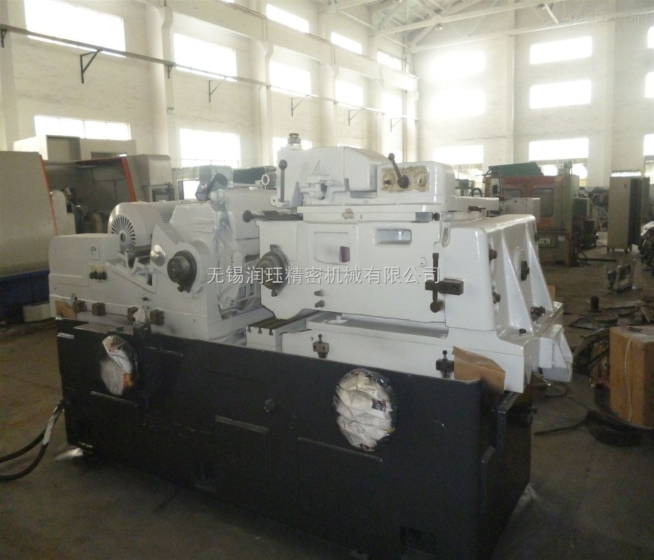 M10200无心磨床大修改造