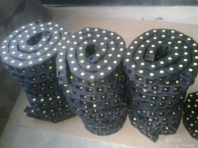 青岛塑料拖链