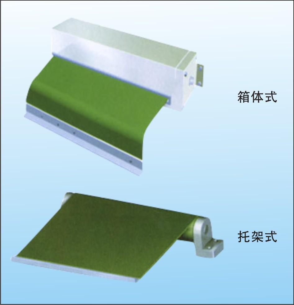 卷帘防护罩产品图