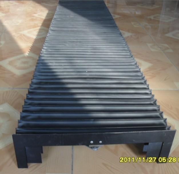 柔性风琴式防尘护罩产品图