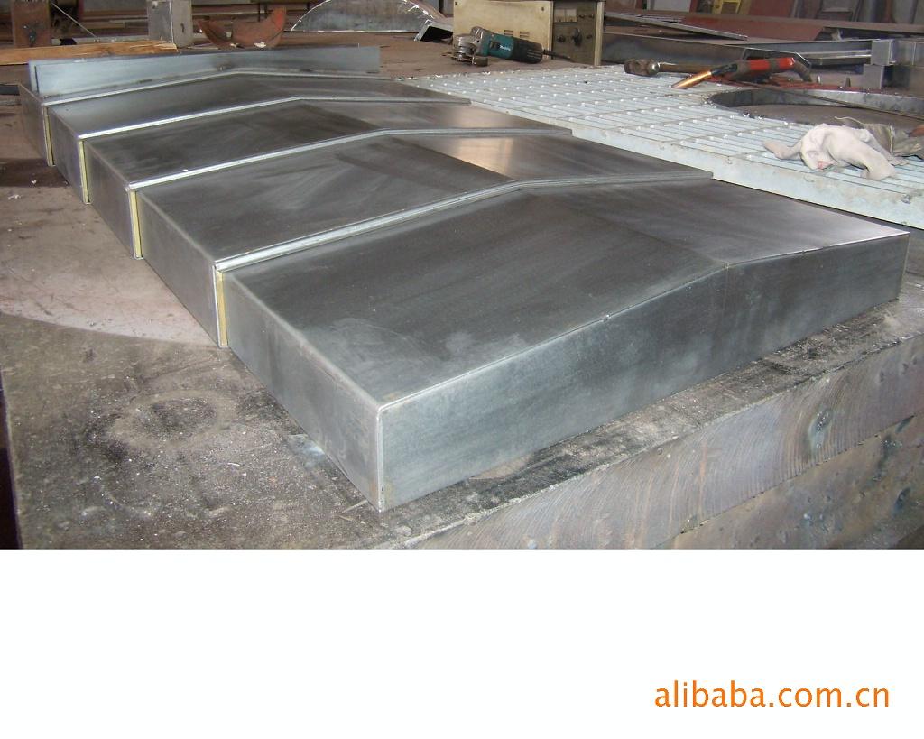 钢板式防护罩产品图