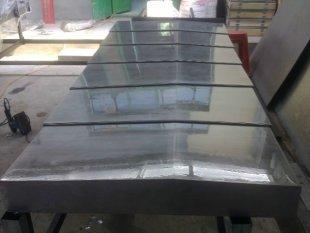 钢板式防尘罩产品图