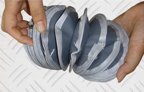 缝制防护罩 拉链防尘套产品图