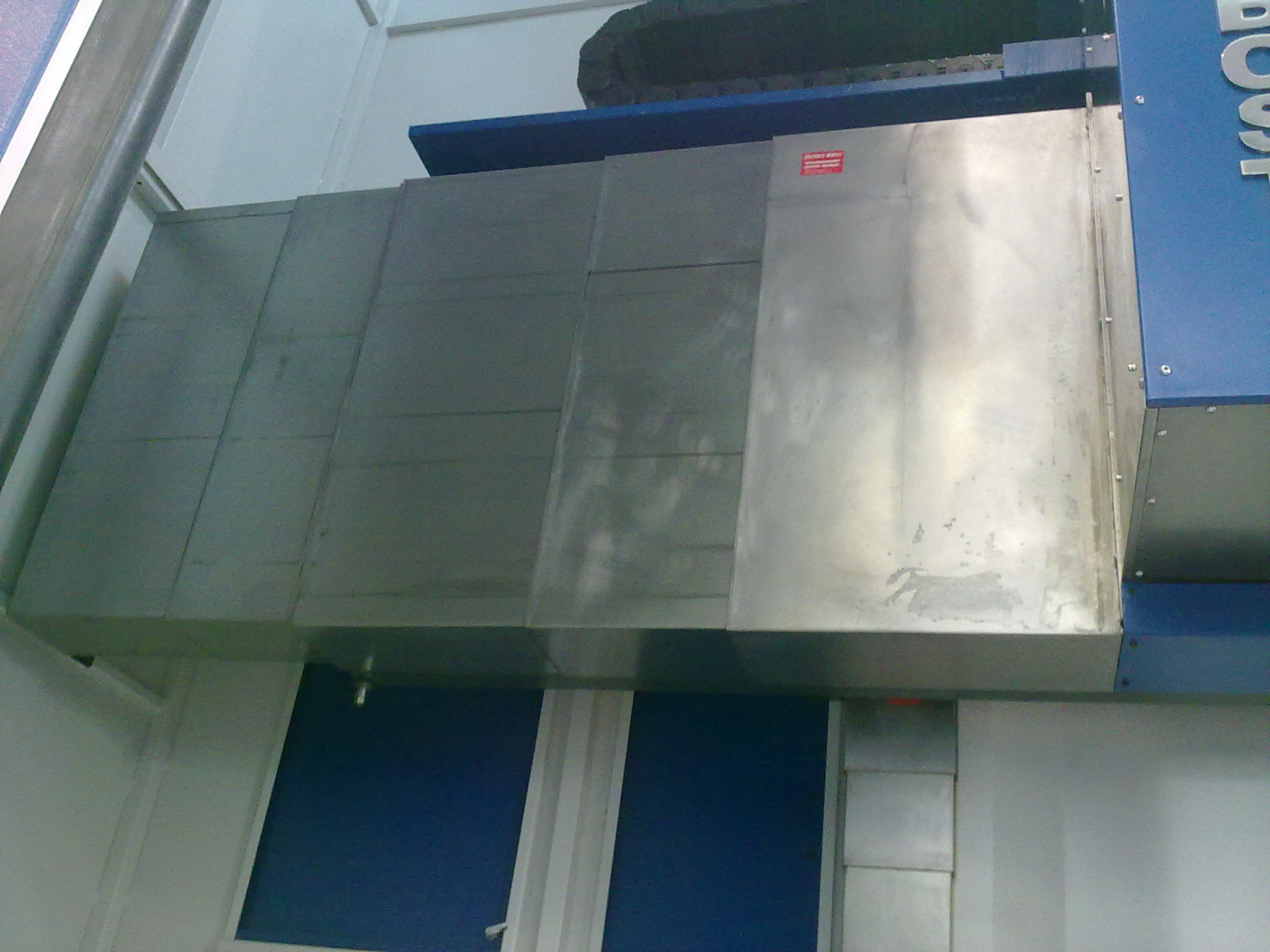 重庆不锈钢板防尘罩厂家产品图