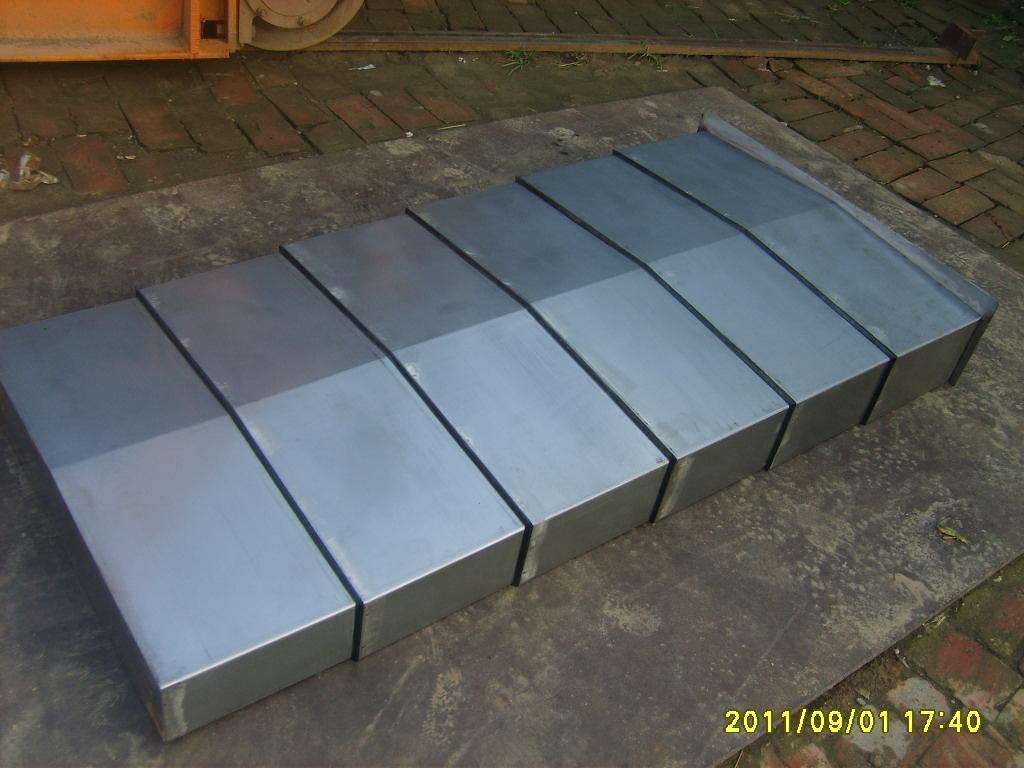 定制钢板防护罩厂家产品图