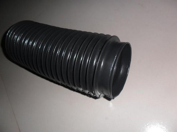防水圆形油缸伸缩护套产品图