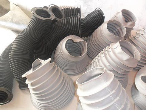 油缸圆形防尘密封保护套产品图