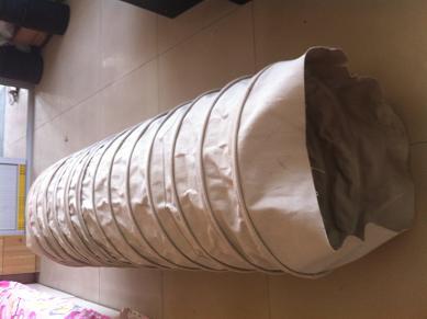 卸料口专用水泥伸缩布袋产品图