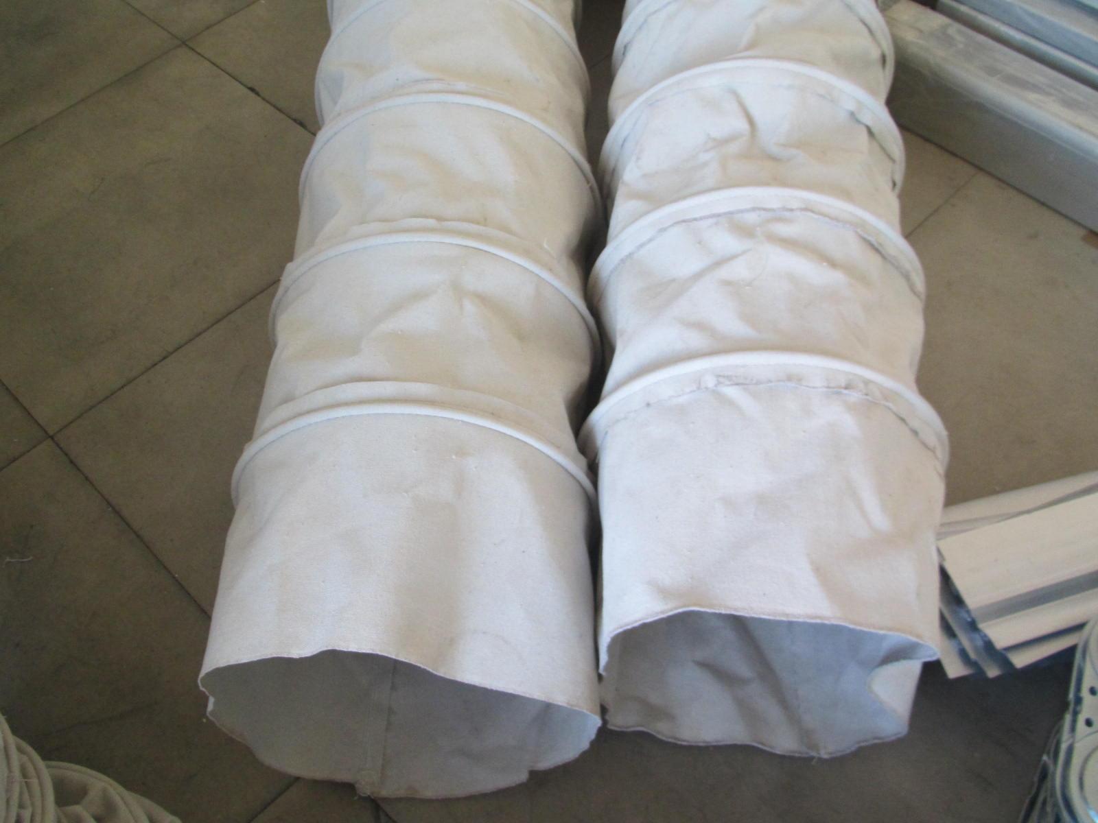 专业耐磨水泥伸缩布袋产品图