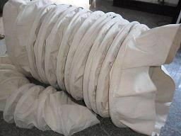 上海散装机水泥伸缩布袋产品图