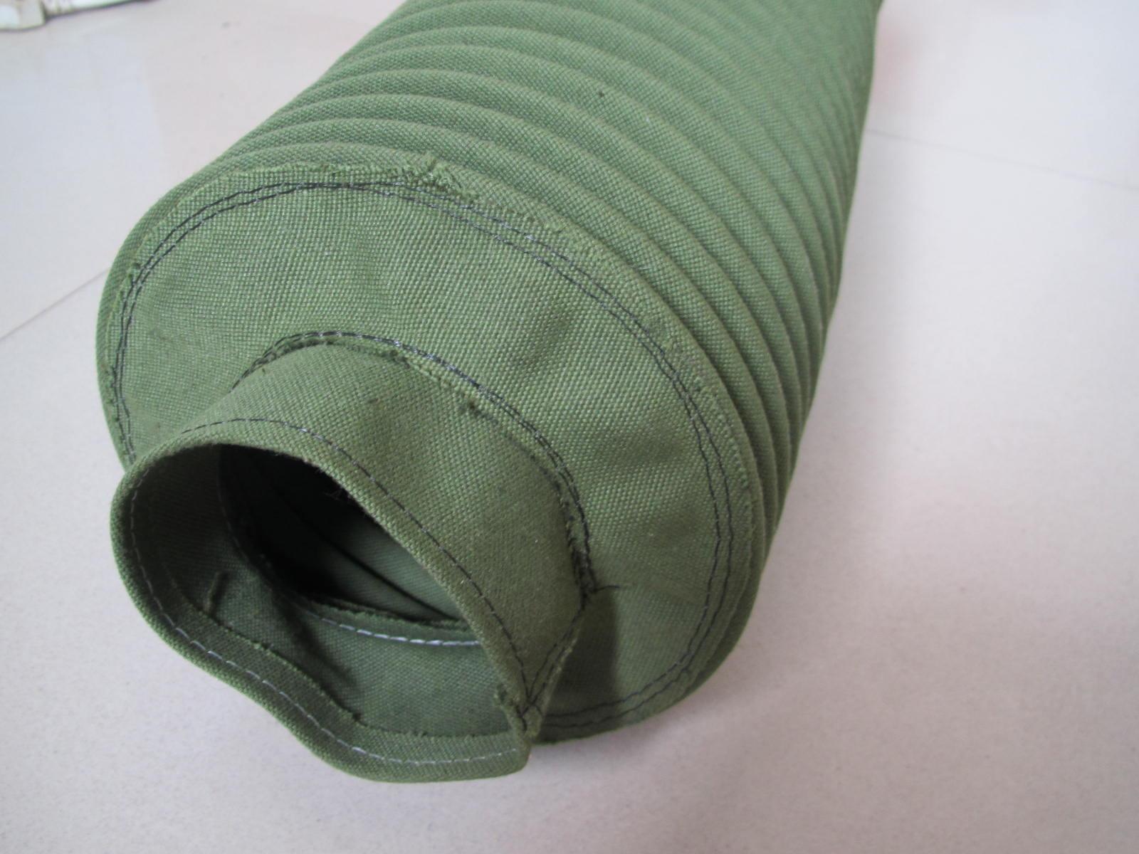 昌平颗粒输送帆布软连接产品图