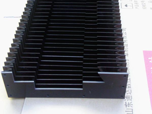 沈阳X轴横梁风琴防护罩产品图