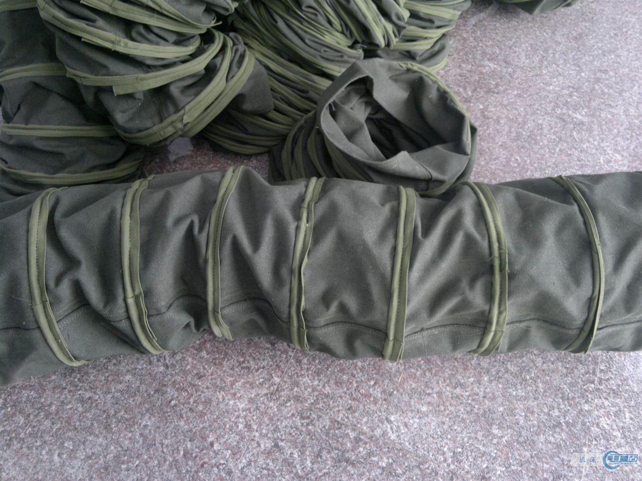 绿色帆布软连接