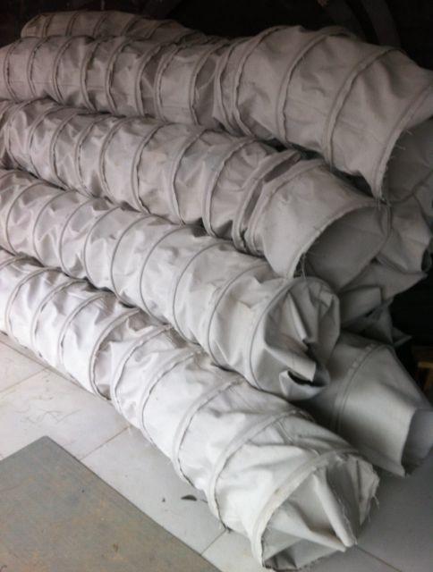 水泥散装伸缩布袋产品图